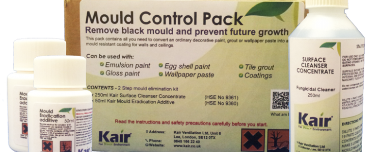 Kair Mould Control Paints & Cleansers