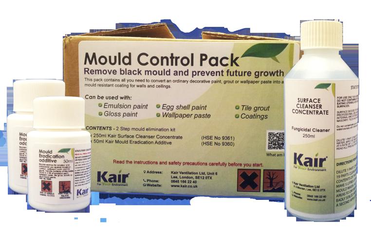 Kair Mould Control Paints & Cleansers